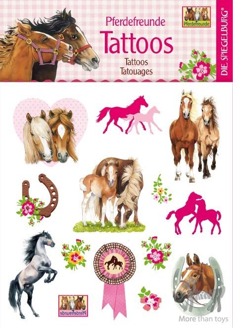 Tatuaże Zmywalne Konie W Dziecięce Pasje Konie Pikinini More